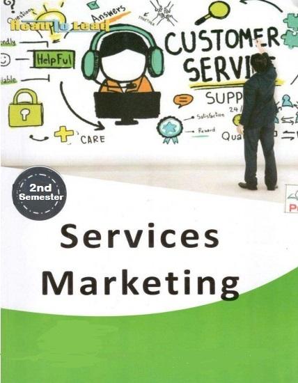 BCOM/Sem II - Services Marketing